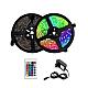 Kit banda Multicolora 5M 90W, 7 Culori / LED 16 Variatii