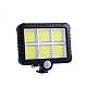 Proiector SOLAR 10W 6 CASETTE COB LF-1520  Senzor de lumina si miscare