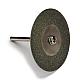 Set 10 Discuri 30mm MICI Diamantate Biax + 1 Mandrina