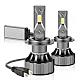Set 2 Lampi H4 LED  V20 30000 Canbus