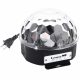 UB Glob Disco Cu Boxa Laser Club Cu Telecomanda, Bluetooth, Redare Audio Mp3