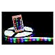 Kit banda RGB 5M 60W, 1 Culoare / LED 15 Variatii
